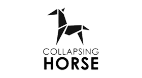Collapsing Horse